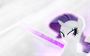 Rarity by Vexx3