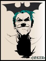 Coringa joker by fejao