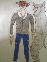 Andre ref by HaloneWolf