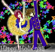 Happy Holidays by InuyashaFan4-ever