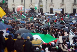 For Palestines 4 by AhmetSelcuk
