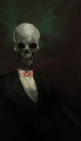 party skelly by Plegathon