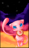 Mew by Hyper-ChildEXE