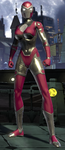 Pepper Potts a.k.a. Rescue DC Universe Online by GameAndWill