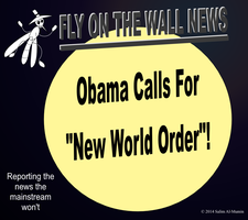 Obama Calls For New World Order! by IAmTheUnison