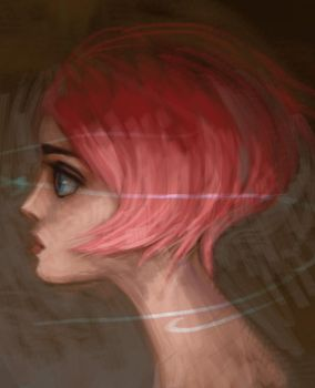 Pinky by Flap15