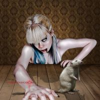Hunger by vampirekingdom