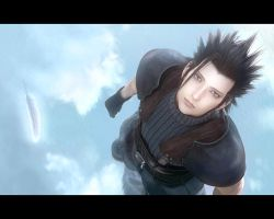 Zack Fair wallpaper 2 by trigun1234567890