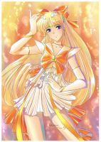 Neo Sailor Venus by kaminary-san