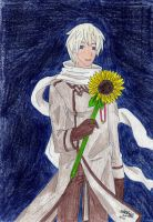 Russia from Hetalia full color finished by ShelandryStudio