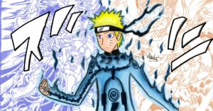 Naruto Blue by Andrew-Stealfh