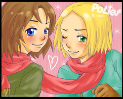 APH - Poland and Liet by onigiri-momo