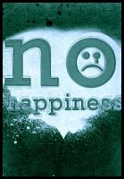 No happiness by SpiderIV