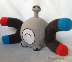 Happy Magnemite