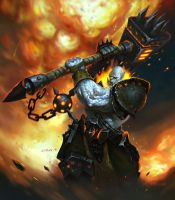 Blackhand by CYRUS-C