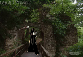 Death in the Forest by croatian-crusader