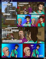 Minecraft: The Awakening Ch2. 22 by TomBoy-Comics