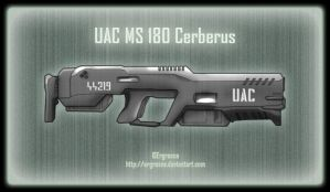 UAC MS 180 Cerberus by Ergrassa