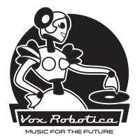Graphic Design - Vox Robotica one-color logo by TheLipGlossary