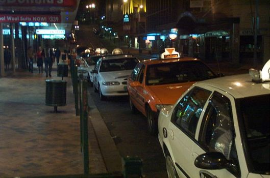 Brisbane Cabbies by genesis01