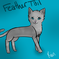 Feathertail Request ~For Wolves204 by Rain23432
