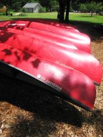 Stock - Red Canoes 1 by darlingstock