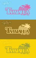 Tamiahua T-shirt by funkycide