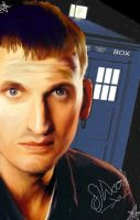 : Mr Eccleston : by SJWood