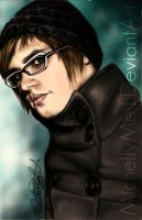MIKEY WAY Happy Birthday by MichellyMe
