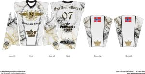 jersey concept design white by vanacal