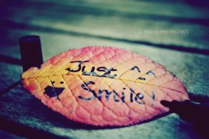 just smile. by this-is-the-life2905
