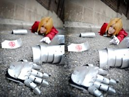 FMA - Powerless by kitsunesqueak