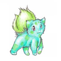 Swaggerific Bulbasaur by RedVinesareHappiness