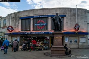 Tooting Broadway by TPJerematic