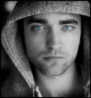 Robert Pattinson by Alice-Production