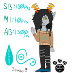 CLOSED | Fantroll Adoptable | Auction by Geo-Space