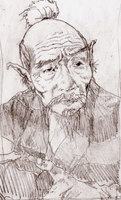 Totosai Sketch 1 by ep462