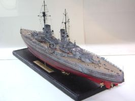 Grober Kurfurst rear view by trafalgarhero