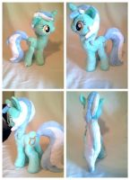 Lyra Heartstings plush by LRK-Creations