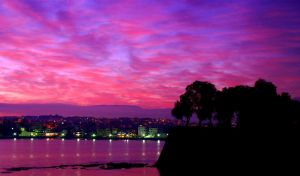 Sunrise in Chania 2 by Turin231