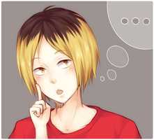 Kenma by Riuori