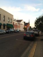 Main Street Coshocton 6 by BowserHusky