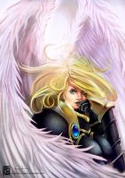 Kayle by EnigmaticEnigma