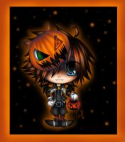 Halloween town Sora by ginstar