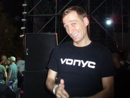 Paul van Dyk by mortifi