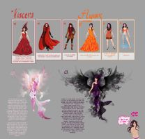 Reference Sheet part 2 IVY by AleraianPrincess