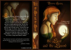 The Seer and The Sword: cover by ElasserPrincess