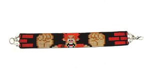Wreck-It Ralph Bracelet by PookNero