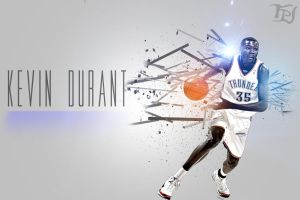 Kevin Durant by Ty11191