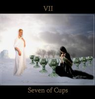 Seven of Cups by Vinyariel